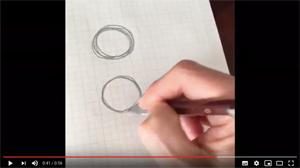 美文字|正しいペンの持ち方